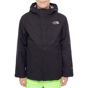 The North Face Snow Quest Veste Enfant, tnf black